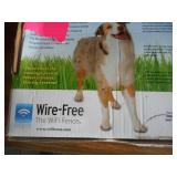 Wireless Dog Fencing
