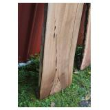 Red Elm Live Edge Boards