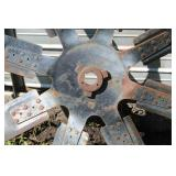 45in. Steel Fan Blade