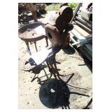 Champion Vintage Forge Blower