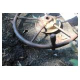 20in. Barge Boat Steering Wheel
