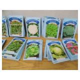 Assorted Garden / Flower Seeds