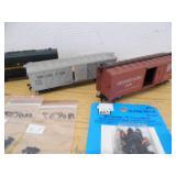 Engines - Train Cars