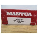 Mantua Engine -  2 Cars