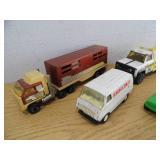 Assorted Tonka Vehicles