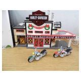 Harley Davidson Dept 56 Village