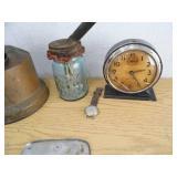 John Deere Cover - Kettle - Clock