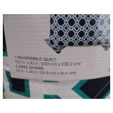 The Big One 3 Pc Quilt Set