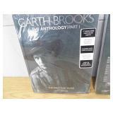 Lot of 3 Garth Brooks Anthology Sets
