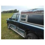 1987 Dodge Power Ram D5O Sports Cab 4x4    No title- sold as parts only