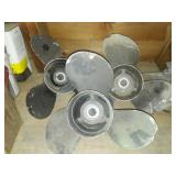 3 Propellers and Sting Ray hydroplane - see pictures for specs.