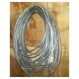 Heavy gauge 12- 2 extension cord.