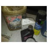 Railroad rail & Automotive oils, etc.