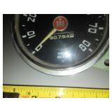 IH Speedometer circa 1953. Like NEW