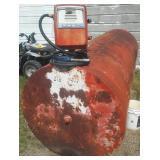 1000 gallon fuel Tank.