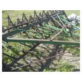John Deere cultivator 15 ft. width.