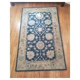 Pair of Pottery Barn Area Rugs