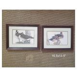 American Classic Fowl Prints