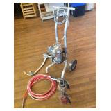Wagner Contractor Series Paint Sprayer