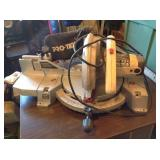 "Pro-Tec Contractor Series 12"" Compound Miter Saw"