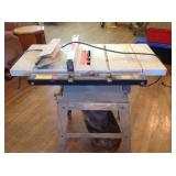 "Craftsman 10"" Table Saw"