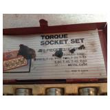Torque Socket Set
