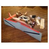 Model Airplanes and Supplies