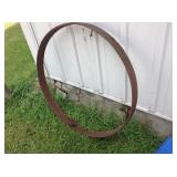 "36"" Steel Wheel Ring"