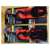 """Lot f New Keeper """"Flag-It"""" Bungee Cord Towing Straps, Bungee Straps, Etc"""