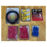 Box Lot Of Assorted Low-Voltage Wire Connectors
