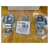 """Box Of New Keeper 1.5"""" D-Ring Anchors"""