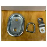 Box Of New Keeper Light-Duty Oval Recessed Anchors