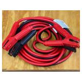 New 20ft 1-Gauge Booster Cables