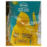 (3) Unused Boss .35mm Two-Piece Rain Jacket & Bibs Set, Size 3XL
