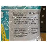 (2) Unused Boss .35mm Two-Piece Rain Jacket & Bibs Set, Size 2XL