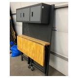 Homak Mobile Work Bench / Station