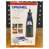 Dremel 7000-HE Holiday Engraving Kit, 6Volt Cordless