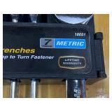 Pro-Grade XL 8-Piece Metric Ratcheting Wrench Set
