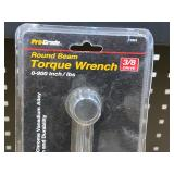 """Pro-Grade 3/8""""-Drive 0-900 Inches/lbs Torque Light Switch"""