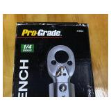 """Pro-Grade 1/4""""-Drive 20-200 Inch/Lbs Torque Wrench"""