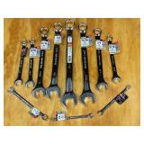 Lot Of Pro-Grade SAE Wrenches