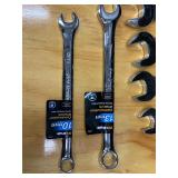 Lot Of Pro-Grade Metric Combination Wrenches