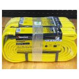 """Lot Of (3) Keeper 2"""" x 16ft Lifting Sings"""