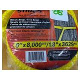 Lot Of (2) Keeper 6ft x 8000# Winch Saver Tree Straps
