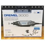 Dremel 3000 Variable Speed Rotary Tool With 24-Piece Accessory Kit