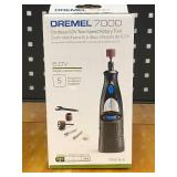 Dremel 7000 Cordless 6Volt Two-Speed Rotary Tool With 5-Piece Accessory Kit