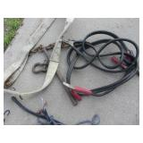Jumper Cables, Bungees