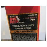 Torin Big Red Engine Stand