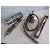 Air Ratchets, Oil Pump, Cutlass Emblems