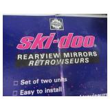 Snowmobile mirrors, Edge Kit